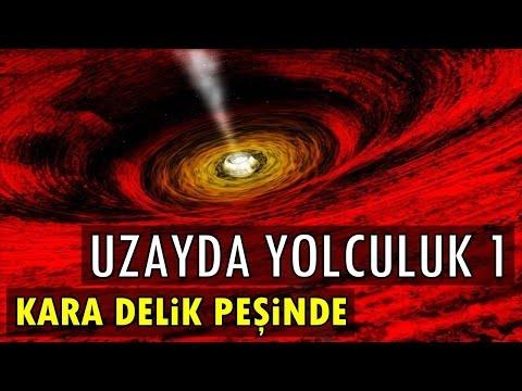 Uzayda Yolculuk 1 : Kara Delik Peşinde