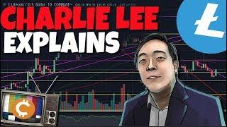 Litecoin Creator Charlie Lee Explains Litecoin's Future.