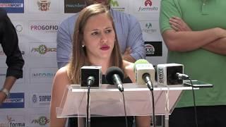 Presentación de la IIII Feria del Deporte Infinity La Orotava