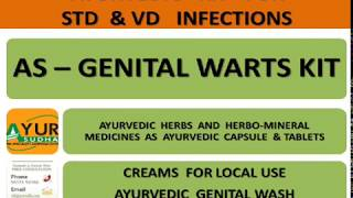 Genital Warts r curable with Ayurvedic Treatment II Skin Specialist Doctor in India, ayursudha.com