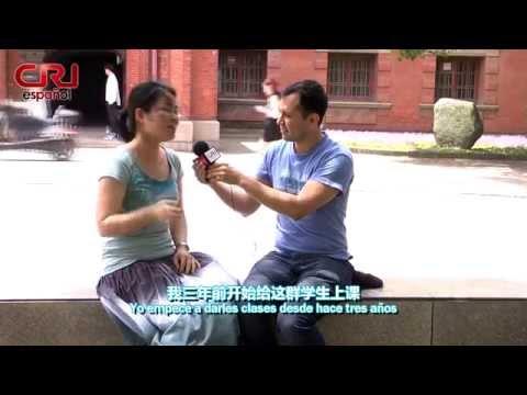 Viviendo el español en China