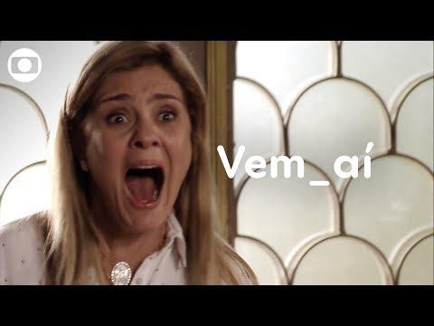 Avenida Brasil: Carminha E Max, Parceiros De Armações