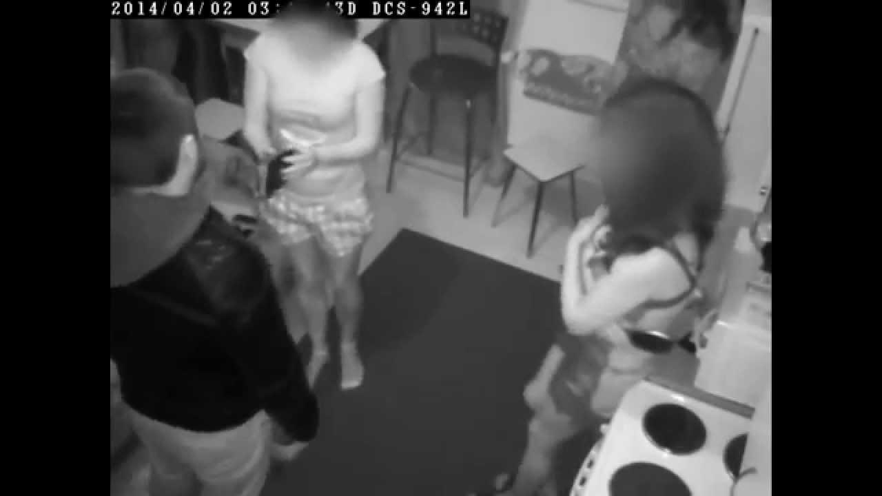 Реальный секс с женщиной скрытой камерой