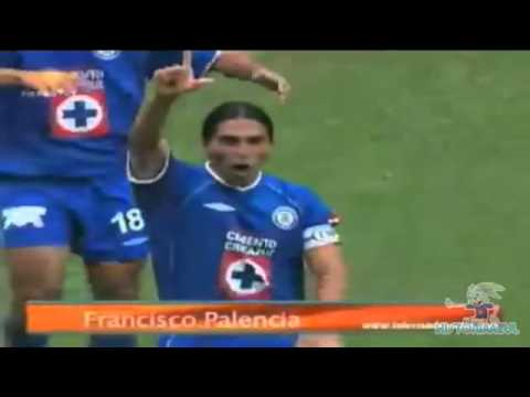 Cruz Azul vs America 3   1 Jornada 17   Clausura 2003   YouTube