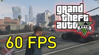 Grand Theft Auto 5 (V) - PC 1080p 60 FPS Gameplay