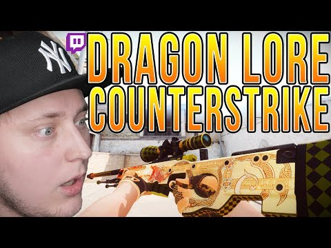 DRAGON LORE VAUHDISSA! - CS:GO SUOMI Twitch Highlights Counter Strike: Global Offensive Competitive thumbnail