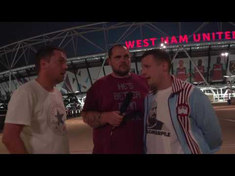 West Ham 0 Astra 1 - Post Match Reaction