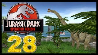 Jurassic Park: Operation Genesis - Episode 28 - Go big or go home