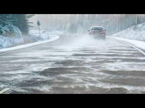 Winnipeg To Kenora Ontario Drive -40C Windchill
