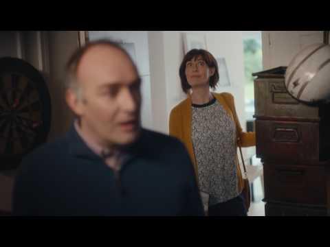 Savills TV ad 2017 - Man Cave