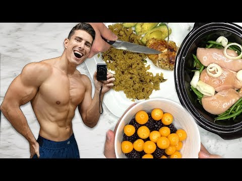 How I Eat to BUILD MUSCLE   Full Diet Walkthrough   Ascension Ep. 10