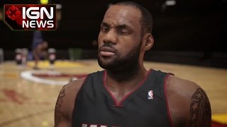 You Can Scan Your Face Directly Into NBA 2K15 - IGN News