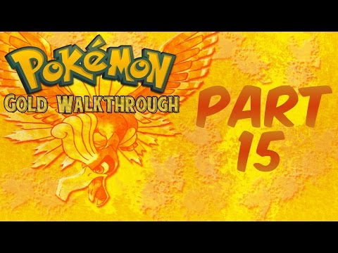 Pokemon Gold Walkthrough Part 15: Secret Base!