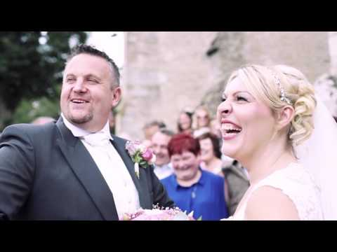 EMMA &  RUSS - THE MILLHOUSE RIVERSIDE, SHARNBROOK