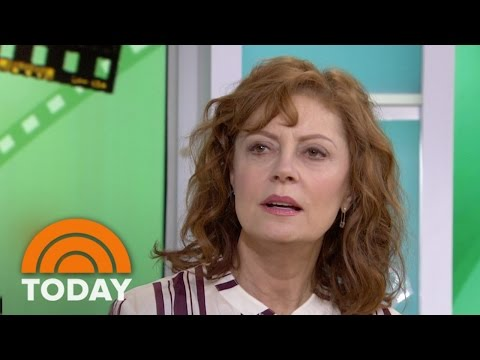 Susan Sarandon: 'So Much Fun To Play' Marilyn Monroe's Mother | TODAY