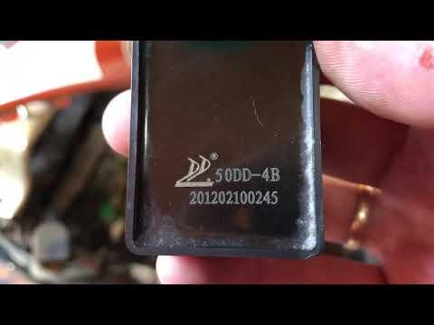 Скутер UMC BT49. Нет искры. Часть первая: выявление неисправного узла
