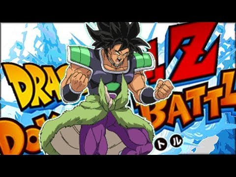 THE DRAGON BALL SUPER BROLY EZA IS HERE! CAN WE BEAT EVERY STAGE? (DBZ: Dokkan Battle)