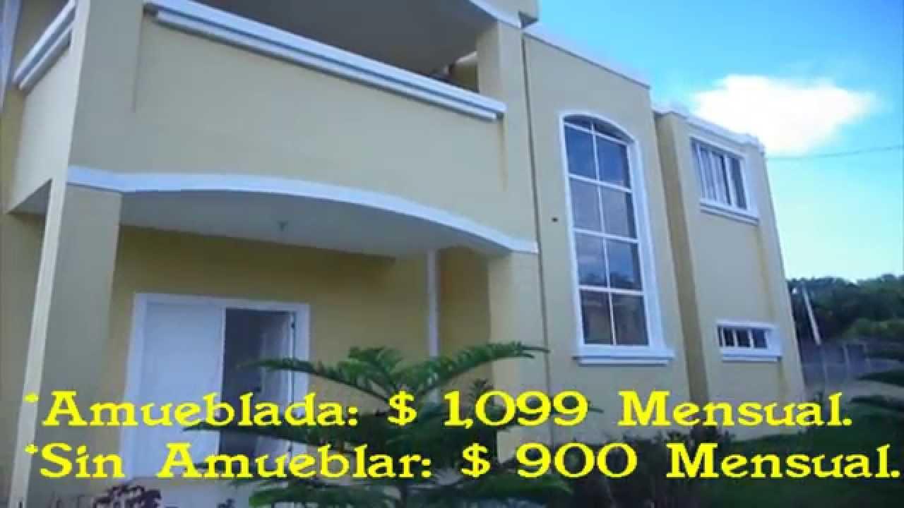 Casa en Alquiler Managua Nicaragua  Amueblada