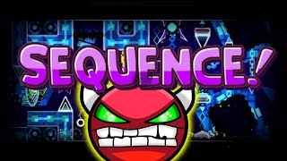 Geometry Dash Insane Demon - Sequence - By Woogi1411