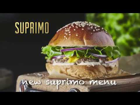 Suprimo   The Pier Cairns Dining   New Menu