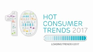 The 10 hot consumer trends for 2017