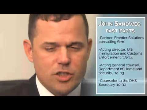 The Debrief with former acting director of U.S. Immigration and Customs Enforcement John Sandweg