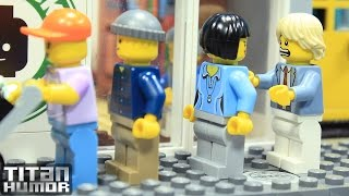 Lego No Coffee ☕ Day