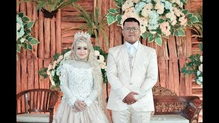 Kaligua Bumiayu  wedding Dina + Dhani || uketsukeart