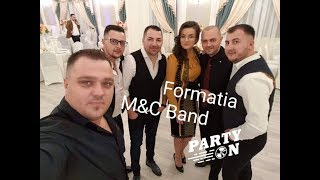 Instrumentala Formatia M&C BAND Live 2019 SHOW ROMA EVENTS