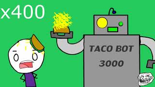 """It's raining tacos 