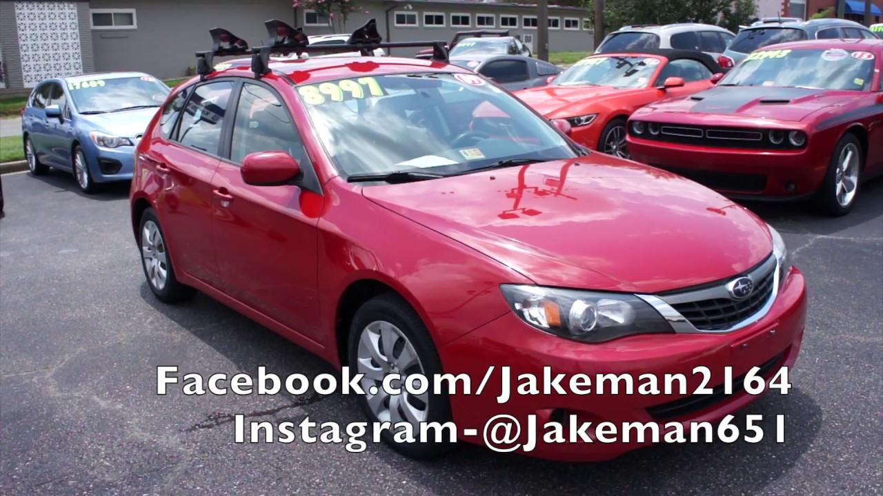 2009 Subaru Impreza 2.5 I >> 2009 Subaru Impreza 2 5i Walkaround Start Up Tour And Overview