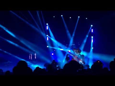 Fleur East - Thriller. X Factor Live Tour Manchester 2015