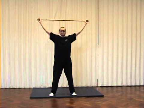 Chinese Wand Exercises - Part 1 of 4