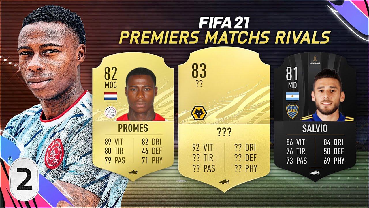 FIFA 21 Ultimate Team - Le début de la RICHESSE avec notre première équipe ! #2