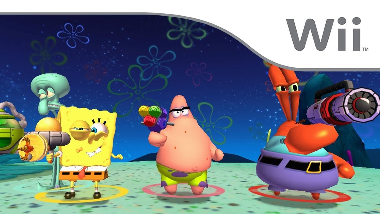 Avengers Animated Wallpaper Spongebob Squarepants Plankton S Robotic Revenge First
