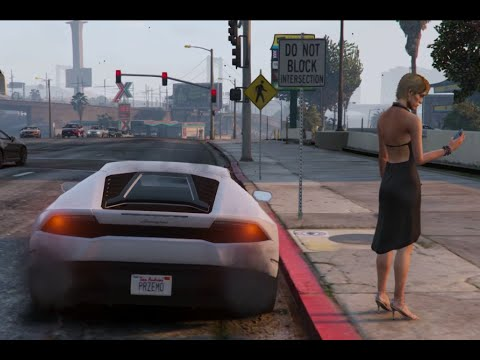 GTA V | SUPERCARS DEALER & SERVICE IN GTA 5