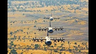 64 years since the C-130 Hercules Aircraft's first flight