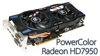 Powercolor PCI-Ex Radeon HD7950 - огляд і установка