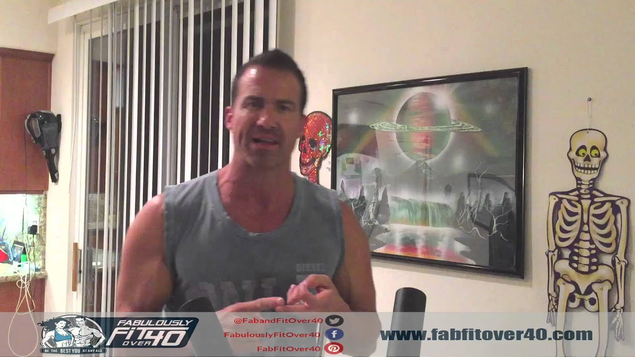 The Testosterone Booster Pills Review - Fab Fit Over 40 - YouTube