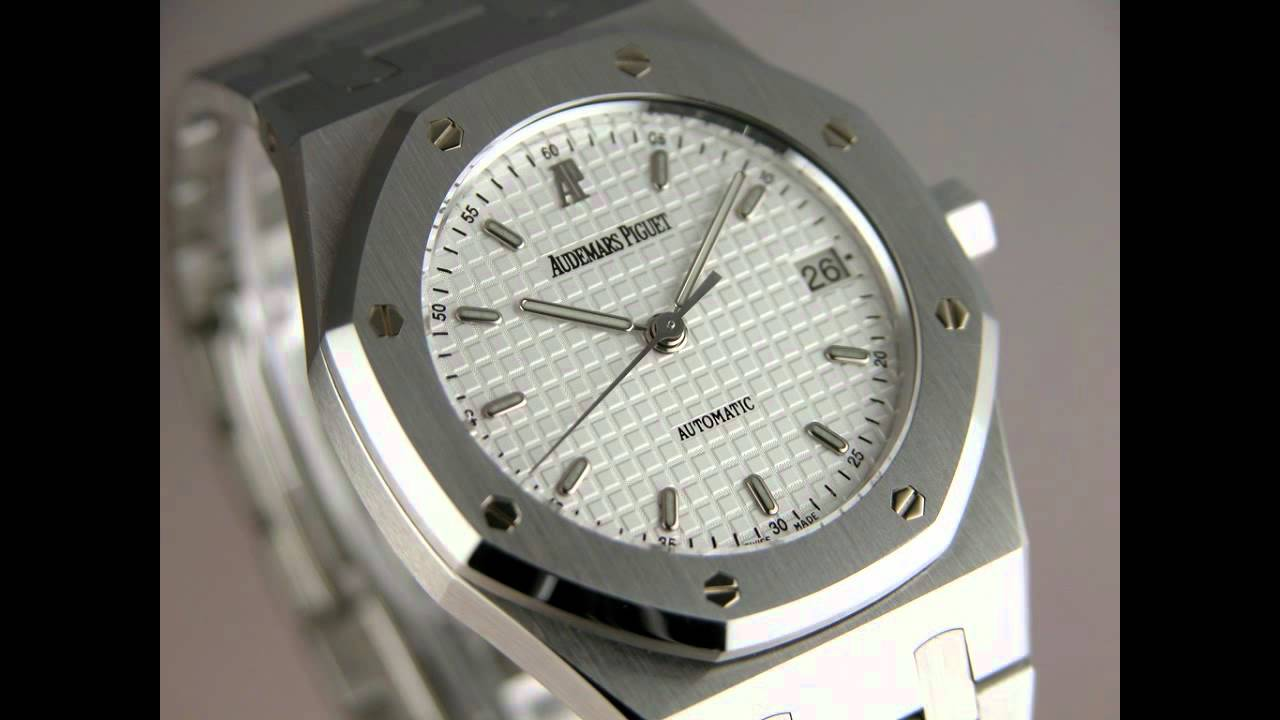 Wristwatch Legends  The Audemars Piguet Royal Oak Jumbo