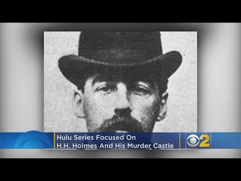 Chicago Serial Killer H.H. Holmes And His Murder Castle To Star in Hulu Series Produced By DiCaprio, – Local News Alerts