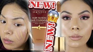 WORTH THE BUY OR NAW|| WANDER BEAUTY FOUNDATION
