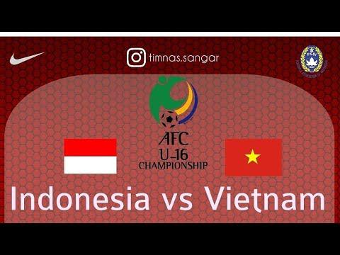Live Streaming Mnctv Indonesia Vs Vietnam Afc U