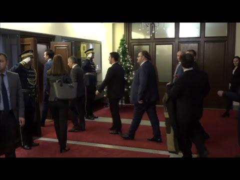 Takimi Thaçi-Zaev (Drejtpërdrejt)
