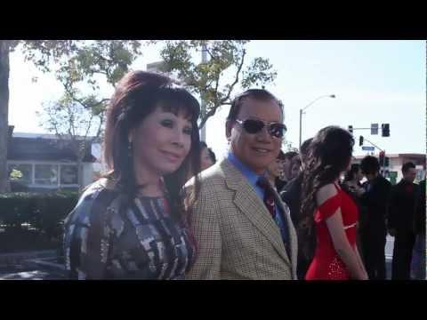 Asia - Giọng Ca Vàng 2012 - Red Carpet