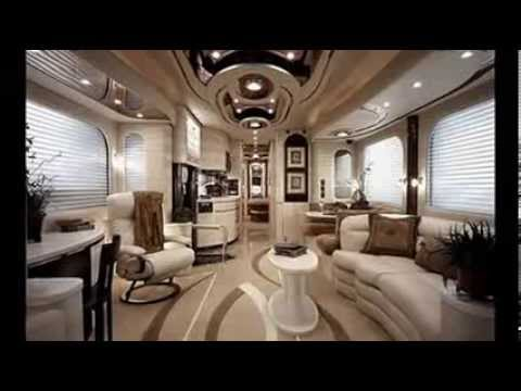 Most Luxurious Buses of the World - Part 01 - YouTube