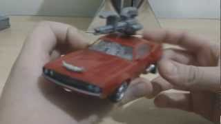 Transformers prime RID (Robots In Disguise) Deluxe cliffjumper em portugues