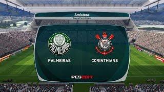PES 2017 - Patch BMPES 1.0 / NARRAÇÃO CLÉBER MACHADO (Caio, Casagrande) @ Arena Corinthians
