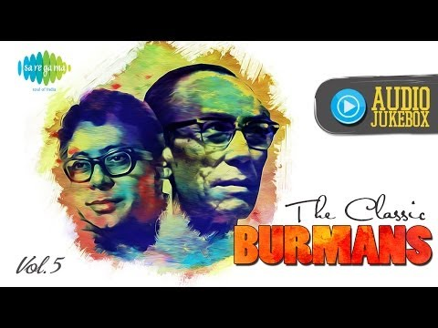 Best of SD and RD Burman Jukebox   Super Hit Songs of The Classic Burmans   Volume 5