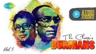 Best of SD and RD Burman Jukebox | Super Hit Songs of The Classic Burmans | Volume 5